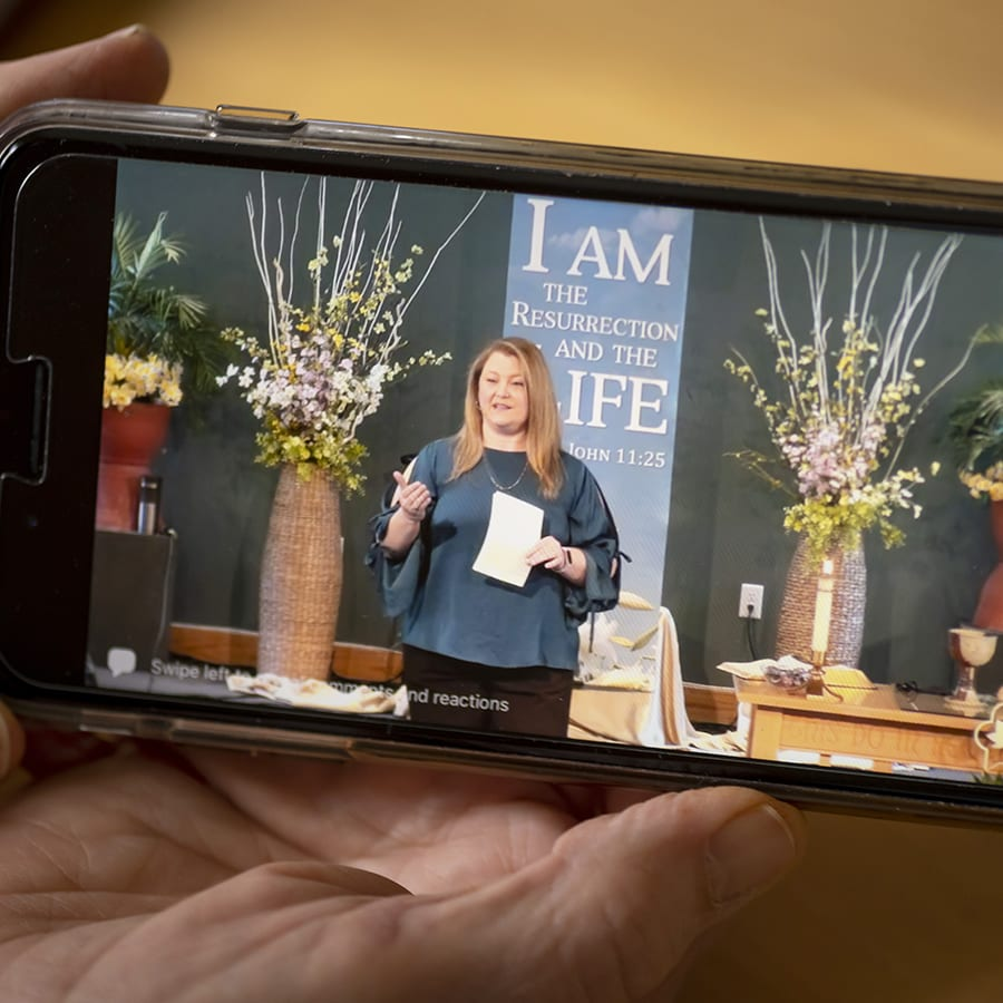 New Life Church Sunday live service
